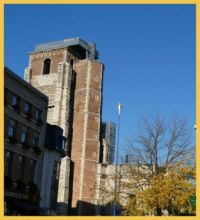Sint-Truiden Abdij toren