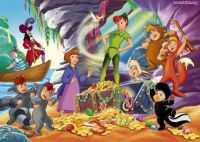 Peter Pan and the Lost Boys