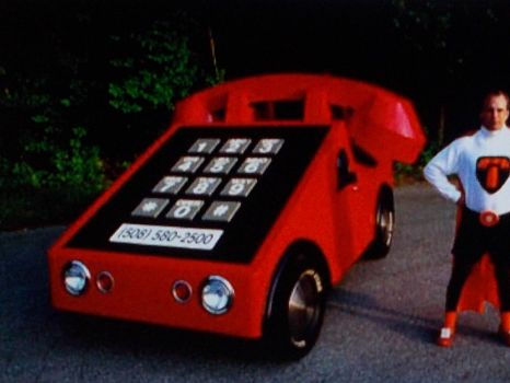 car or phone?(spunky & the bandit)