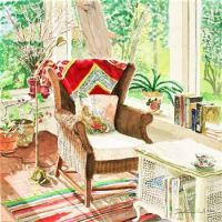 The Perfect Sun Room Chair
