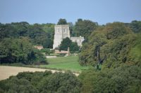 Dalham Church, Suffolk