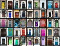 Forty-five Doors