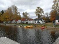 White Birches Cottages, Dwight, Ontario. Closing weekend