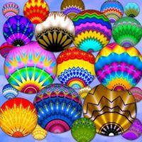 Friday Balloon Fest! (extra large)