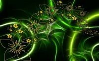 Floral Wire Fractal