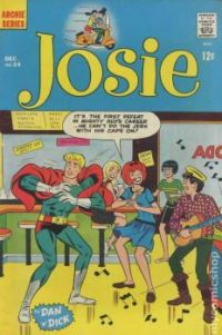 Josie: The Super-hero