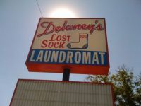 Lost Sock Laundromat