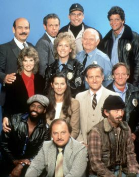 Hill Street Blues my all time fav tv show. 1981-1987