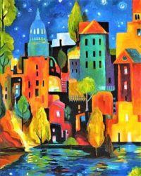 City Nightglow