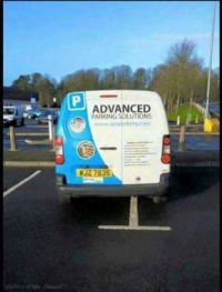 Just advanced parking solution :-)