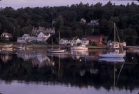 East Boothbay, Maine