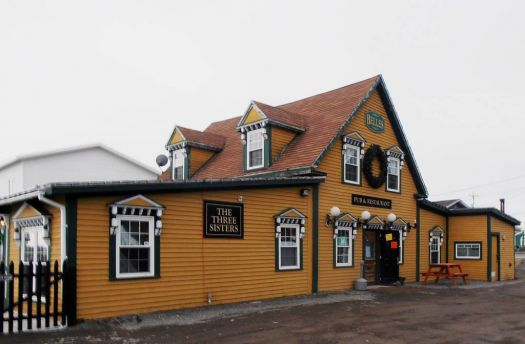 Three Sisters Pub, Placentia, Newfoundland and Labrador