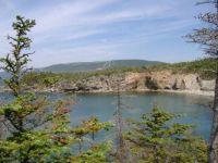 Gravels Trail, Port au Port, Newfoundland in the summer