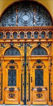 Big Yellow Doors