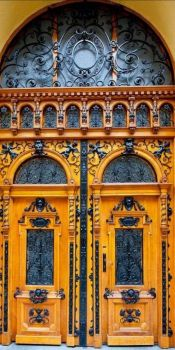 Big Yellow Doors