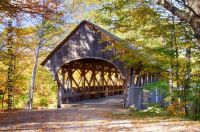Covered Bridge--Open Sides....