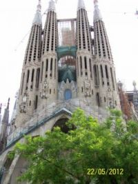barcelona familia church
