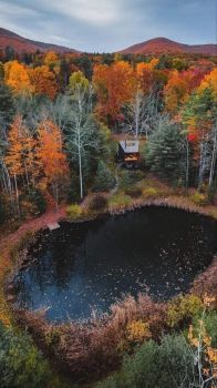 Autumn Hide Away