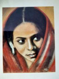 girl from Rajastan