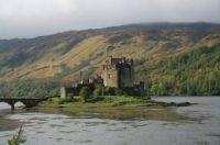 scotland: Eilean Donnan Castle
