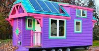 Colorful Tiny House