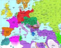 Europe 1900