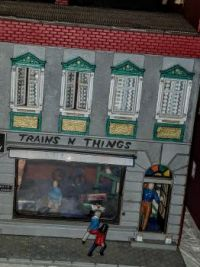 trains and things building