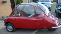 Rare 1956 Heinkel Bubble car
