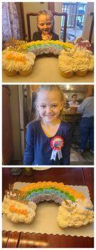Hannah's Birthday Cake!!