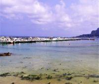 Mondello Beach, Sicily, Italy