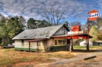 Abandoned BBQ and Fuel Station-Brazelton, GA area