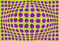 try to catch the moving dots :-D