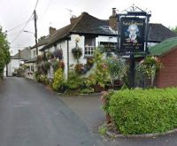 Earl Of St. Vincent Pub in Egloshayle Cornwall, outside