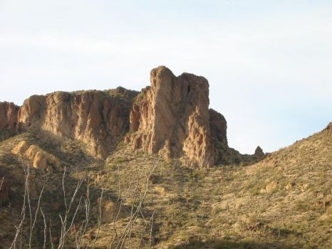 Elephant Rock, Cave Creek, AZ