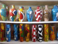 CUBA – Trinidad de Cuba – Ceramics, Pottery