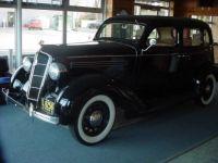 1935 Plymouth PJE Business Six