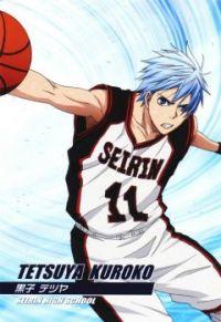 kuroko tetsuya-seirin high school