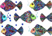 Fishes Coloring Fish