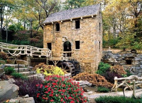 Old Mill, North Little Rock, Arkansas