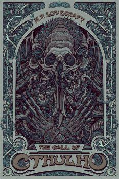 Cthulhu Art Nouveau