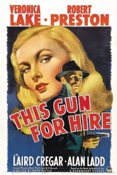 This Gun for Hire (1942) - movie poster