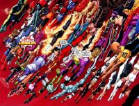 FINAL CRISIS--The Legion(S) of Super Heroes !