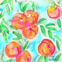 Summer Fruit 7 - Lilly