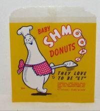 Shmoo donut bag