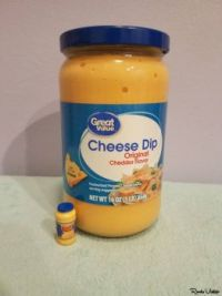BIG&small cheese sauce