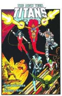 New Teen Titans Vol II No. 1