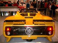 Pagani Zonda S - Melbourne Motor Show 2004