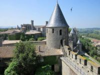 Carcassonne in May 2012