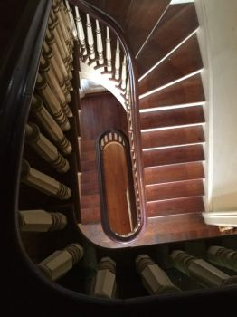 Ashton Villa staircase - Galveston, TX