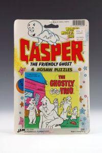 Casper Ghostly Trio puzzle